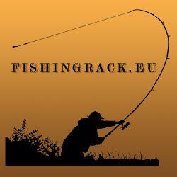 Wooden Fishing Rod Holder